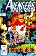 Avengers Spotlight (1989-1991 Marvel) 37