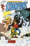 Champions (1987 Hero) 9