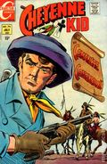 Cheyenne Kid (1958 Charlton) 79
