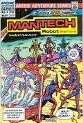 Mantech Robot Warriors (1984) 4