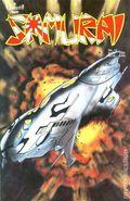 Samurai (1986 1st Series Aircel) 12