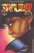 Samurai (1986 1st Series Aircel) 20