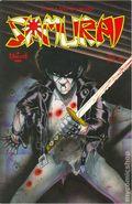 Samurai (1986 1st Series Aircel) 22