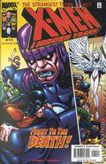 X-Men The Hidden Years (1999) 11