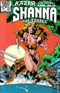 Ka-Zar the Savage (1981 Marvel) 22