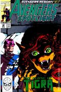 Avengers Spotlight (1989-1991 Marvel) 38