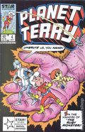 Planet Terry (1985 Marvel/Star Comics) 4