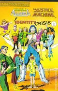 Hero Alliance and the Justice Machine Identity Crisis (1990) 1