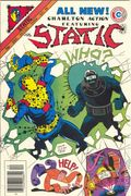 Charlton Action featuring Static (1985) 12