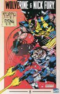 Wolverine and Nick Fury Scorpio Rising (1994) 1