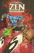 Zen Intergalactic Ninja Color (1994 Entity Volume 1) 1A