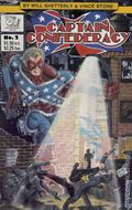 Captain Confederacy (1986 1st Series) 2