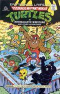 Teenage Mutant Ninja Turtles in Intergalactic Wrestling and 1
