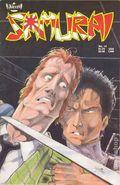 Samurai (1986 1st Series Aircel) 14