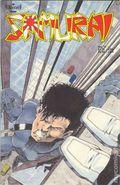 Samurai (1986 1st Series Aircel) 15