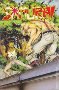Samurai (1986 1st Series Aircel) 18