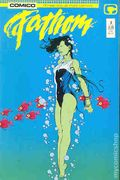 Fathom (1987) 1st Series Comico 3