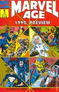 Marvel Age Preview (1990) 2