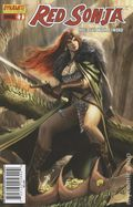 Red Sonja (2005 Dynamite) Annual 1A