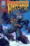 Monster Massacre TPB (1993 Atomeka) 1A-1ST