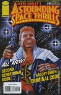 Astounding Space Thrills The Comic Book (2000 Image) 2