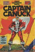 Captain Canuck (1975 Comely Comix) 1
