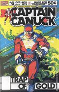 Captain Canuck (1975 Comely Comix) 6