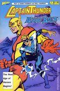 Captain Thunder and Blue Bolt (1987) 1