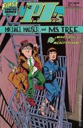 PIs Michael Mauser and Ms. Tree (1985) 3