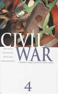 Civil War (2006 Marvel) 4A