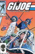 GI Joe (1982 Marvel) 34REP.2ND