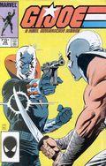 GI Joe (1982 Marvel) 38REP.2ND