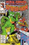 Peter Porker the Spectacular Spider-Ham (1985 Marvel/Star Comics) 8