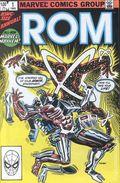 Rom (1979-1986 Marvel) Annual 1