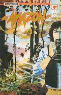 Amazon (1989 Comico) 1