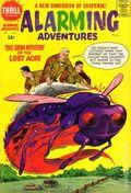 Alarming Adventures (1962 Harvey) 1