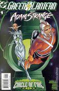 Green Lantern Adam Strange (2000) 1