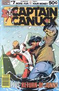 Captain Canuck (1975 Comely Comix) 7