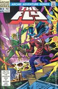 Fly (1983 Red Circle/Archie) 6