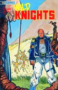 Wild Knights Shattered Earth Chronicles (1988) 10