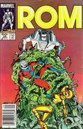 Rom (1979-1986 Marvel) 58