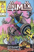 Animax (1986 Marvel/Star Comics) 3