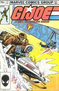 GI Joe (1982 Marvel) 11REP.2ND