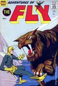 Adventures of the Fly (1959 Archie) 12