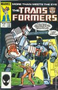Transformers (1984 Marvel) 7REP.2ND