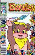 Ewoks (1985 Marvel/Star Comics) 10