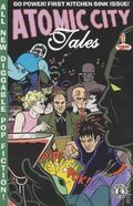 Atomic City Tales (1996 Kitchen Sink) 1
