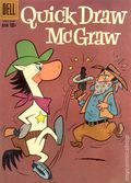 Quick Draw McGraw (1960-1962 Dell/Gold Key) 2