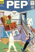 Pep Comics (1940) 158