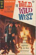 Wild Wild West (1966 Gold Key) 7